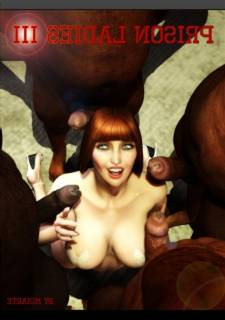 Prison Ladies III – Moiarte 3D Interracial