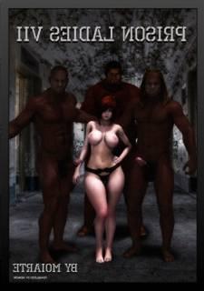 3D Interracial Prison Ladies VII – Moiarte