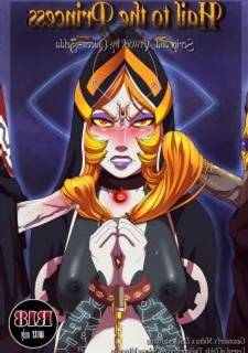[Queen-Zelda] Hail to the Princess [English]
