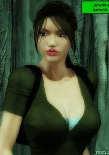Relic Hunter – Lara Croft – Darklord, Interracial
