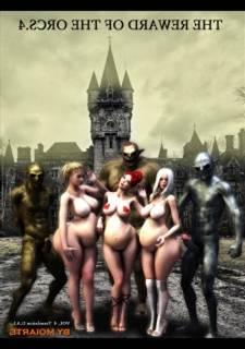 Moiarte – Reward Of The Orcs Vol.4 – 3D Sex