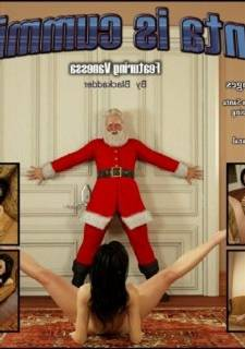 Santa is Cumming – Blackadder XXX