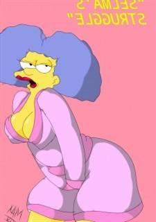 [maxtlat] Selma's Struggle – The Simpsons