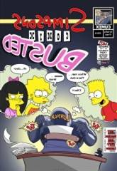 Simpsons – Busted