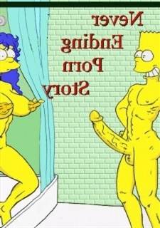 [The Fear] Never Ending Porn Story (Simpsons)