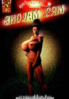[Strideri] Mrs. Malone 2,  3D Incest
