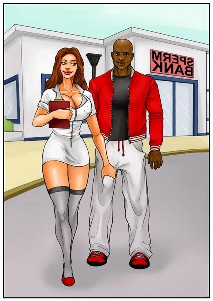 Porn comics interracial Interracial Comics,