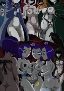 Teen Titans-Go Fuck-2