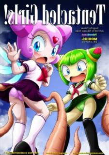 Palcomix – Tentacled Girls – Sonic the Hedgehog