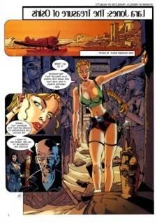The Treasure of Osiris – Lara Jones [Paco Diaz]