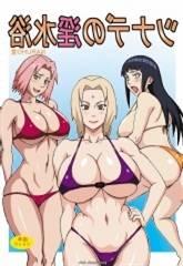 Naruho-dou-Tsunade's Obscene Beach (Naruto)