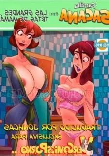 Tufos -Familia Sacana 16, incesto espanol Porno