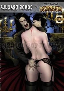 Gangue dos Monstros 03 – Dracula