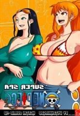 Witchkingoo, One Piece  – The Spa Hentai
