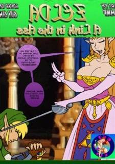 Zelda – A Link In The Ass – MHF