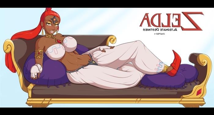 Gerudo Afrobull