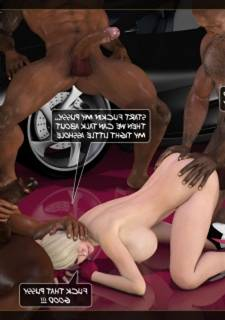 Zzomp – MCB Backstage Problems,  3D Interracial